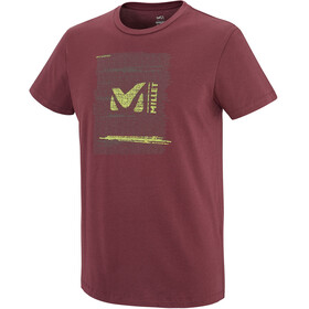 Millet Rise Up - T-shirt manches courtes Homme - rouge
